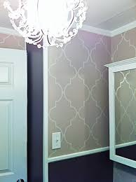 Decorate Your Home With Allen Roth Wallpaper Textured Paintable